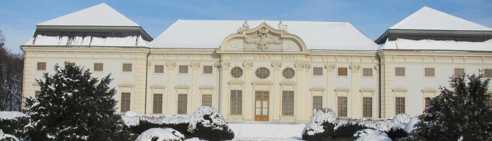 Schloss Halbturn im Burgenland
