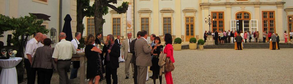 Events auf Schloss Halbturn