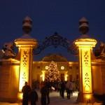 Pannonischer Weihnachstmarkt Schloss Halbturn