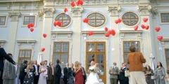 Hochzeit Schloss Halbturn