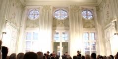 Konzert Maulbertschsaal Schloss Halbturn